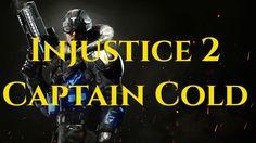 Injustice 2 Captain Cold