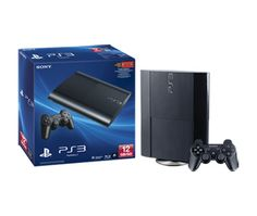 If you can't WAIT for the PS4 or know you're gonna feel nostalgic, get this PS3 12GB Slim System for $199.99