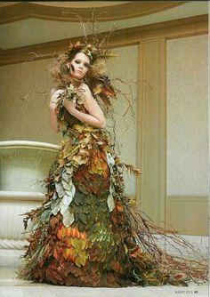 Autumn Fairy #faerie
