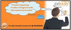 """100% Job guarantee Program, where in if you are one of 30 students, who pass and   complete 6 months course, you will be awarded a job in Cloud Enabled as """"Cloud Engineer"""", with 15,000 INR per month salary. We will also be reaching Cloud Providers for your placements, where in we are hoping to get at least 15,000 to 30,000  per month."""
