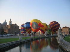 , province of Padua , Veneto region Italy Rome Italy, Venice Italy, Thing 1, Ancient Ruins, Roman Empire, Hot Air Balloon, Old Town, Balloons, City