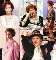 Andie Walsh not necessarily Molly Ringwald