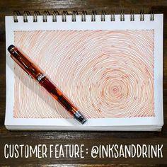 Customer Feature - Adam Hauldren @inksanddrink Doodle Drawings, Instagram Accounts, Zentangle, Deer, Finding Yourself, Doodles, Ink, Studio, Happy