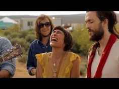 ▶ Edward Sharpe & The Magnetic Zeros - Home LIVE (Road Trippin' with Ice Cream Man)