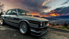 Classic Car News Pics And Videos From Around The World E28 Bmw, Bmw Alpina, Automotive Photography, Car Photography, Golf Mk1, Bmw Classic Cars, Classic Auto, Bmw Love, Old School Cars