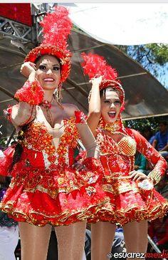 Morenada, chinas/figuras, carnaval de oruro, Bolivia