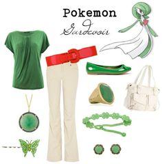 Pokemon #282 - Gardevoir