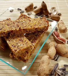 Homemade Protein Bar Recipe  This homemade protein bar is a staple snack in our household. No-bake energy protein bars are much cheaper and more nutritious than the glucose-loaded bars you find in most supermarkets and health food stores.