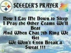 STEELERS PRAYER