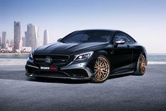 Véhicules Mercedes-Benz Brabus 850  Véhicule Black Car Voiture Mercedes-Benz Fond d'écran