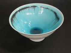 porcelain bowl Serving Bowls, Porcelain, Ceramics, Tableware, Atelier, Ceramica, Porcelain Ceramics, Pottery, Dinnerware