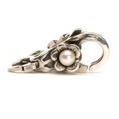 Trollbeads Lock Pearl Flower #trollbeads #locks