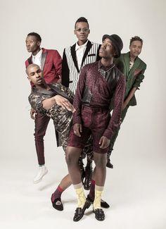 Photographer Chris Saunders' 'Fashion Gangs Of Johannesburg' | Okayafrica. Okayafrica.