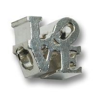 Available at Pennsylvania General Store: sterling silver charms of Philadelphia icons made by CityCharm-The Charm of Home™.