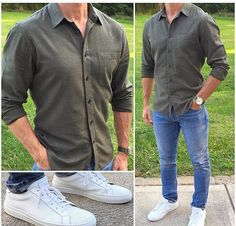 Gq Mens Style, Mens Style Guide, Men Style Tips, Business Casual Men, Men Casual, Formal Casual Outfits, Mode Man, Herren Outfit, Gentleman Style