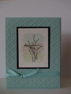 watercolor by jromom1 - Cards and Paper Crafts at Splitcoaststampers