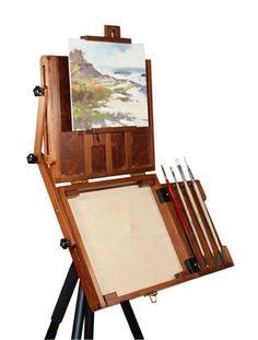 Art Apprentice Online - Pochade Box - PB0910, $110.00 (http://store.artapprenticeonline.com/pochade-box-pb0910/)