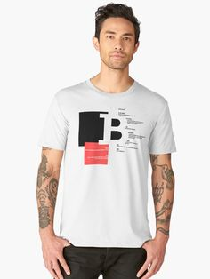 Crypto slang Bitcoin print t-shirt for minimalism lovers <3 • Also buy this artwork on apparel, stickers, phone cases, and more.