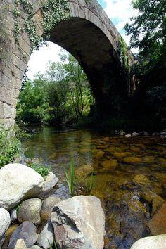Ponte Românica de Santo Adrião, Armamar