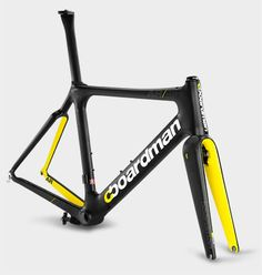Boardman Bikes AiR/9.8 frame set