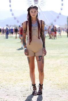 The Most 'Coachella' Outfits In The History Of Coachella