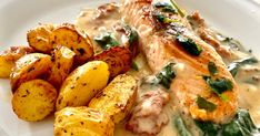 Gluten Free Recipes, Free Food, Shrimp, Food And Drink, Meals, Chicken, Hot, Meal, Food