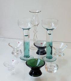 Alvar Aalto, Glass Vase, Candle Holders, Candles, Decor, Decoration, Porta Velas, Candy, Candle Sticks
