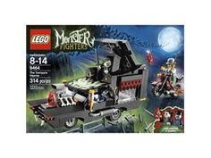 Lego Monster Hunters Hearse