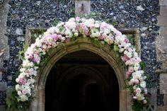 Full Flower Arch