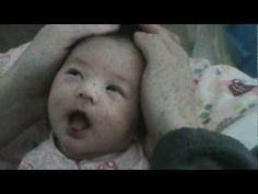 #Baby Likes To Get Head Massaged - #cute