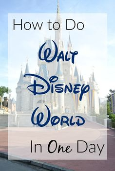 Here's how we managed to experience all the great rides at Hollywood studios, enjoy the 11 beautiful countries at Epcot's World Showcase, and spend an action-packed evening at Magic Kingdom, all in one day!