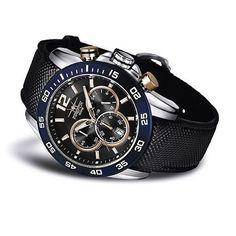 """Vandaag hebben we deze stoere FIREFOX Falcon FFS185-103 Chronograph in de aanbieding! Haal hem vandaag voor €99,95 alleen op Watch2day.nl #watch2day #firefox #quality #stainlesssteel #seikoquartz #instagood #instawatch #watchfreak #chronograph #wotd #instagood #style #fashion #watch #horloge"" Photo taken by @watch2day on Instagram, pinned via the InstaPin iOS App! http://www.instapinapp.com (09/24/2015)"