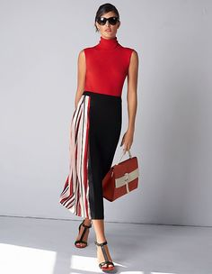 Madeleine is undergoing maintenance Women Business Attire, Business Formal Women, Business Fashion, New Clothing Trends, Easy Sweater Knitting Patterns, Madeleine Fashion, Stylish Outfits, Fashion Outfits, Spring Outfits Women