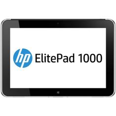 """Hp Elitepad 1000 G2 Net. Tablet Pc . 10.1″ . Brightview . Wireless Lan . Intel Atom Z3795 1.59 Ghz . 4 Gb Ram . 64 Gb Ssd . Windows Embedded 8 64. Bit . Slate . 1920 X 1200 Multi. Touch Screen Display (Led Backlight) . Bluetooth """"Product Type: Computer Systems/Tablets"""
