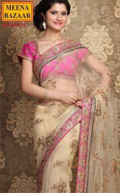 Meena Bazaar | Sarees
