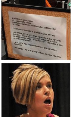 Karen Memes That Will Terrify Anyone In Customer Service