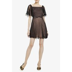 Polka Dots but i'd wear this in the winter with black stockings and boots -boots depend on wear I'm going-