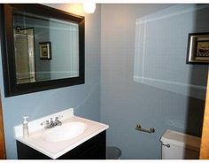 paint bathroom mirror black