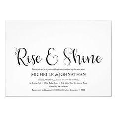 Perfect Rustic Post Wedding Brunch Invites Brunch Invitations, Invitation Cards, Invites, Wedding Invitations, Brunch Wedding, Envelope Liners, Post Wedding, Celebrity Weddings, Rustic