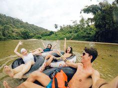 Palomino, el paraíso de los mochileros – Las Rutas de Isa Palomino, Santa Marta, Wrestling, Lifestyle, City, Resorts, Landscapes, Travel, Friends