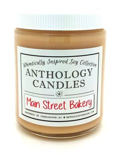 Disney Main Street Bakery Candle - yes!
