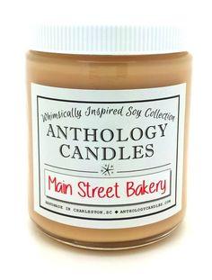 Disney Main Street Bakery Candle - yes!