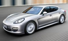 Porsche Panamera... It is EVERYTHING I want and need!