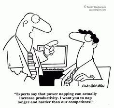 Napping at work improves productivity - Washington post
