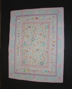 Up-dated my blog with some baby quilts I made and quilted on my HQ 16 longarm. Need some quilting done, I currently have a special on baby or lap sized quilt tops. Just $29.50 to quilt. Stop by today. Thanks for visiting my boards.