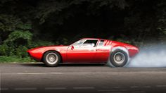 DeTomaso Mangusta by SharryItalian. (Ok, it's not a bike, but.)