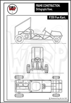 Build your own off road go kart. WASP go kart kits for home or school projects. UK manufacturer of off road go karts for over 30 years.