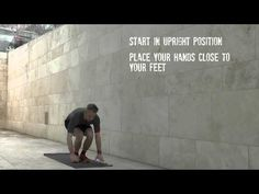 Instruction video on 'Burpee Squat Jumps' Jump Squats, Squat Jumps, Burpees, Exercises, Kicks, Positivity, Feelings, Fitness, Youtube