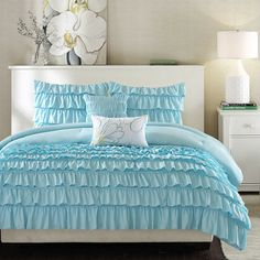 Intelligent Design Waterfall Comforter Set | Wayfair