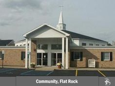 Community Lutheran Church & Life Center in Flat Rock, Michigan #LCMS